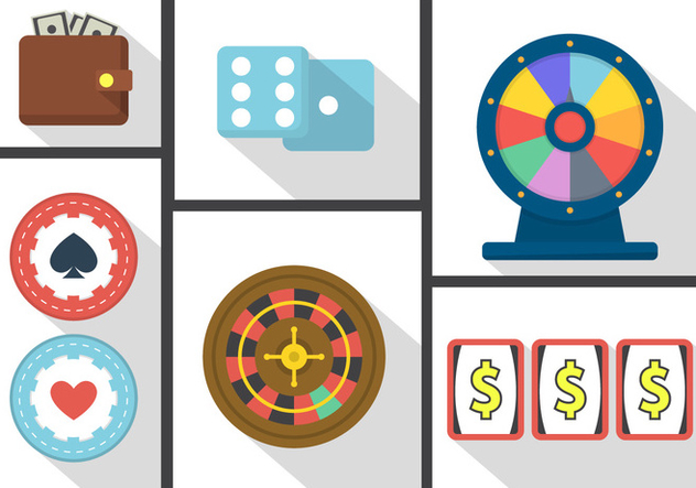 Wheel Of Fortune Collection - vector gratuit #361247