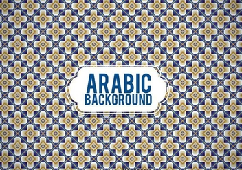 Arabic Background - vector gratuit #361397