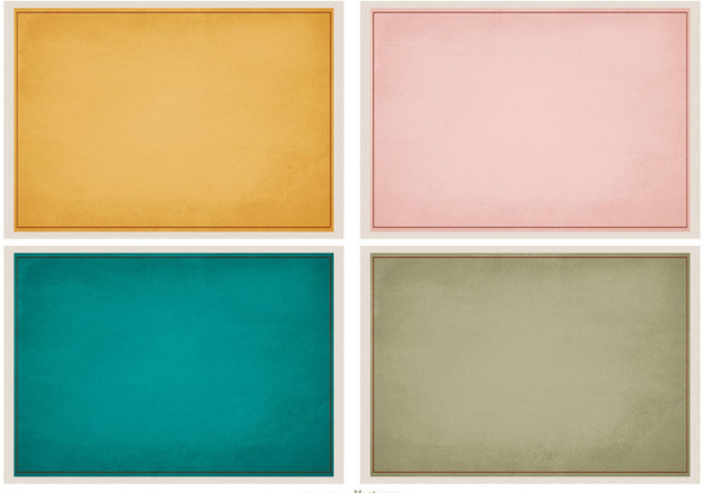 Subtle Vintage Texture Background Set - Free vector #362057