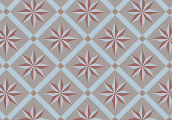 Star Tile Pattern - Free vector #362937