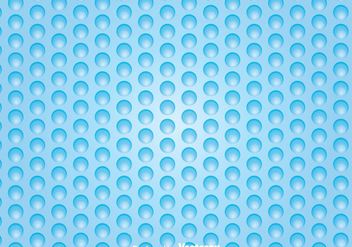 Blue Bubble Wrap Vector - vector gratuit #363057