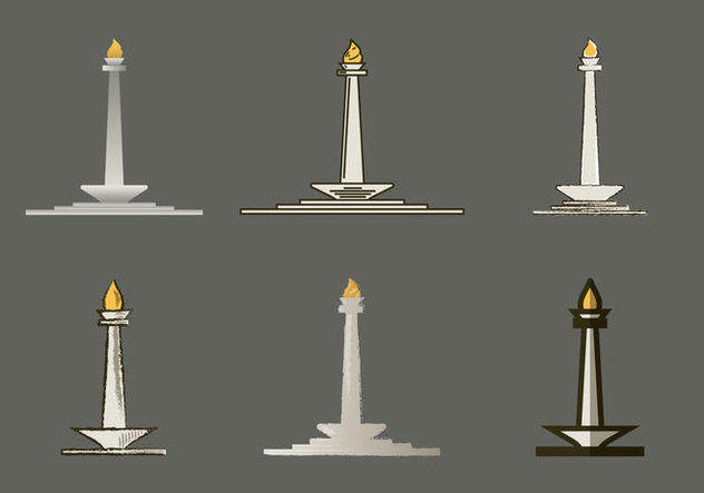 Free Monas Vector Illustration - бесплатный vector #363747