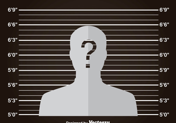 MugShot Dark Background - vector gratuit #364967