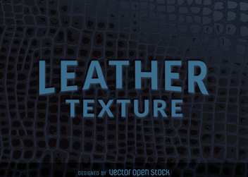 Reptile leather texture - vector gratuit #365457