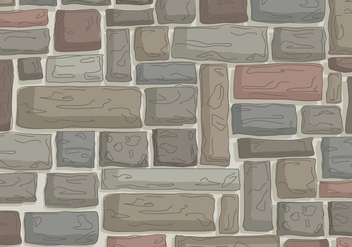 Stonewall Background Vector - Free vector #365937