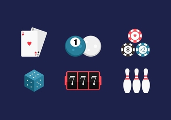 FREE CASINO ROYALE VECTOR - бесплатный vector #366027
