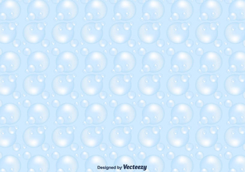 Soap Suds Vector Pattern - бесплатный vector #366127
