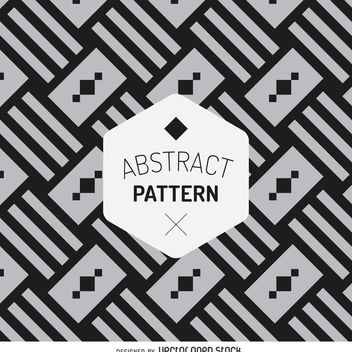 Abstract seamless pattern - vector gratuit #366337