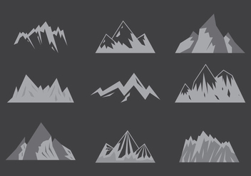 Free Mountaineer Vector Graphic 1 - vector gratuit #368147