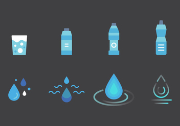 Free Water Vector Graphic 4 - Kostenloses vector #369317