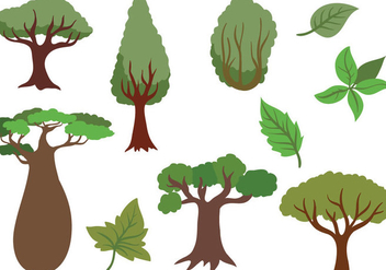 Free Forest Vectors - Free vector #370047