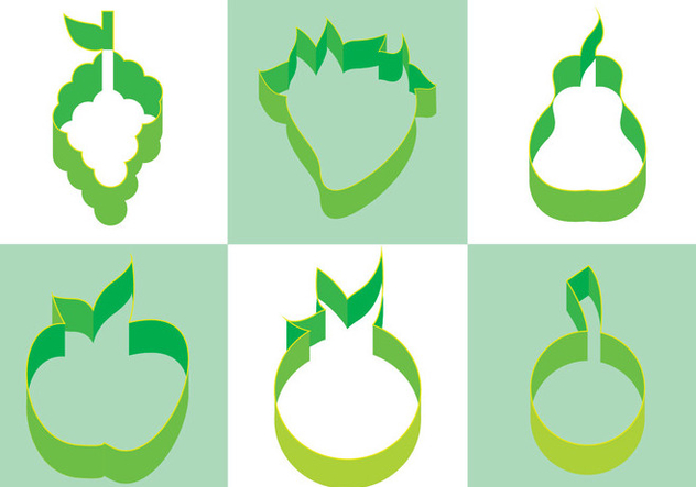 Cookie Cutter Vector - бесплатный vector #370077