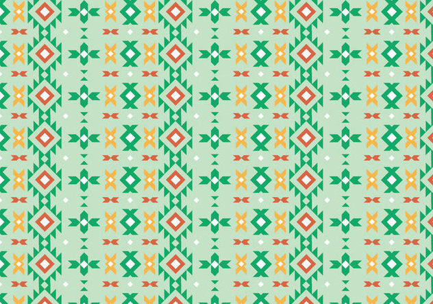 Native Rustic Pattern - Free vector #370197