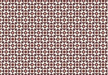 Tile Geometric Pattern - vector gratuit #370307