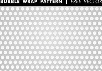 Bubble Wrap Pattern Free Vector - бесплатный vector #370827