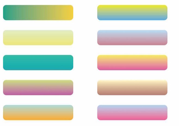 Webkit Linear Gradient Top Set 2 - Free vector #371717