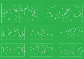 Playbook Set - Kostenloses vector #371727