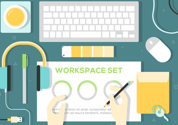Free Works pace Vector Set - Kostenloses vector #372087