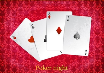 Free Vector Casino Royale Background - Free vector #372587