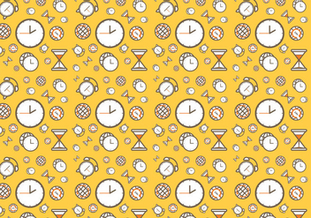 Free Time Vector 2 - Kostenloses vector #374797