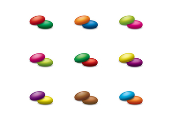 SMARTIES VECTOR REAL - бесплатный vector #375697