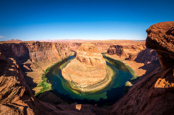 horseshoe bend (Page USA) - бесплатный image #375897