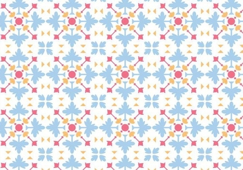 Mosaic Pattern Background - Free vector #375947