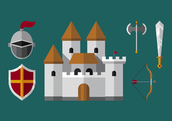 Vector Kingdom - vector #377827 gratis