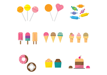 Free Kids Menu Vector - Free vector #378357