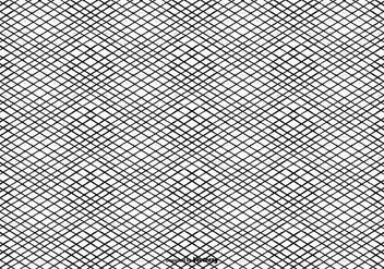 Hand Drawn Style Crosshatch Background - vector gratuit #378697