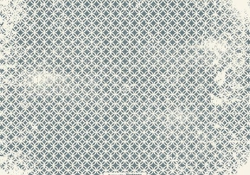 Grunge Style Chainmail Pattern Background - Free vector #379617