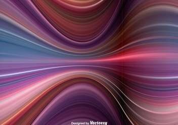 Vector Abstract Waves - Free vector #380237