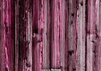 Purple Grunge Wood Background Vector - Free vector #380297