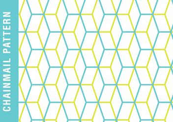 Chainmail Background Pattern - Free vector #381437