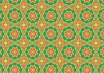 Free Maroc Vector Pattern - Free vector #381827