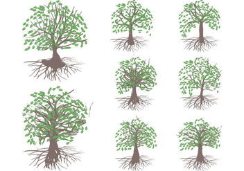 Free Celtic Tree Vector - Free vector #381887