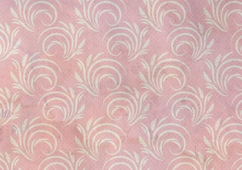 Rose Vector Western Flourish Seamless Pattern - Free vector #382027