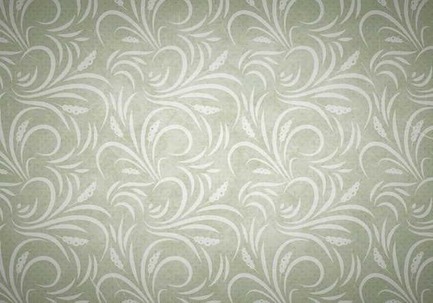 Olive Vector Western Flourish Seamless Pattern - Free vector #382057
