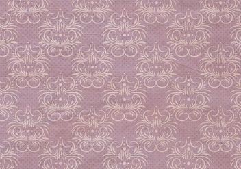 Free Vector Western Flourish Seamless Pattern - Free vector #382067