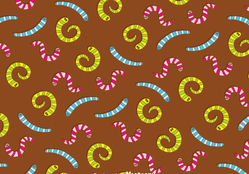 Earthworm Background - бесплатный vector #382607