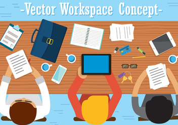 Free Team Work Vector Design - бесплатный vector #382747