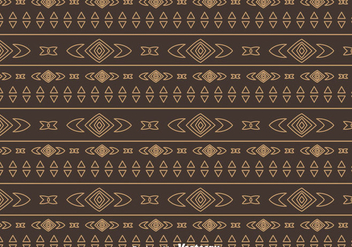 Ethnic Ornamnet Background - Kostenloses vector #383557