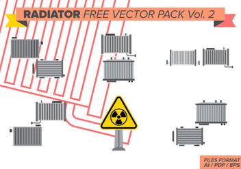 Radiator Free Vector Pack Vol. 2 - Free vector #383577