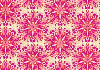 Free Vector Colorful Mandala Pattern - vector #383937 gratis