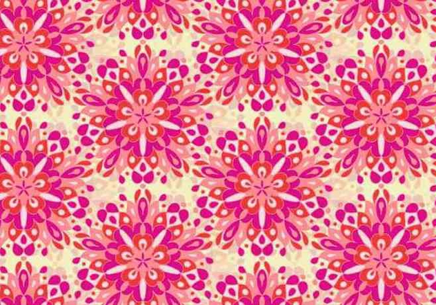 Free Vector Colorful Mandala Pattern - бесплатный vector #383937
