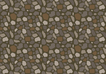 Free Stone Wall Vector Graphic 4 - vector gratuit #384407