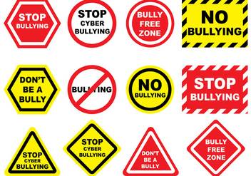 Bullying Vector 2 - vector gratuit #384547