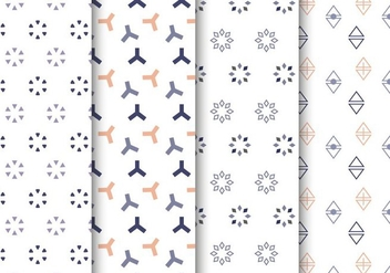 Free Geometric Pattern Vector - бесплатный vector #385327