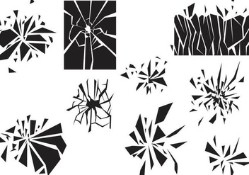 Free Shatter Vectors - Free vector #385657