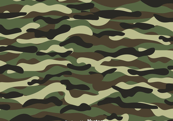 Multicam Camouflage Pattern - Free vector #386227